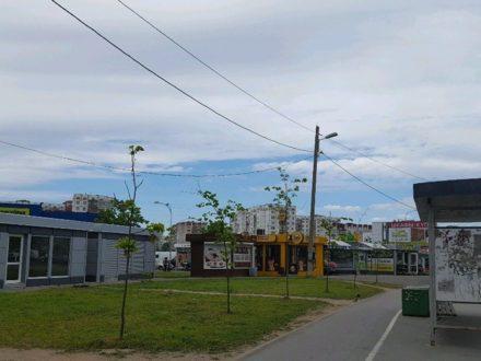 Сдам торговое помещение площадью 20 кв. м. в Калининграде