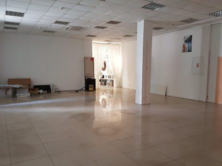Сдам помещение свободного назначения площадью 128 кв. м. в Воронеже