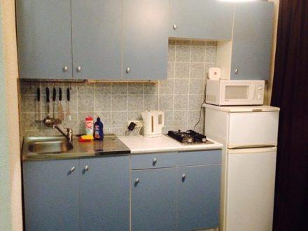 Сдам посуточно однокомнатную квартиру на 5-м этаже 5-этажного дома площадью 36 кв. м. в Твери