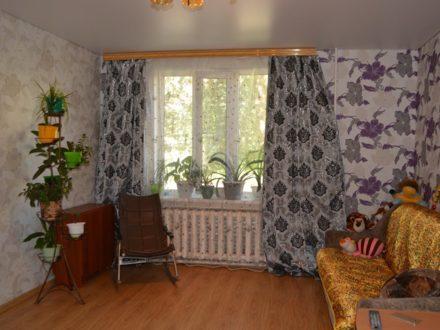 Продам трехкомнатную квартиру на 1-м этаже 2-этажного дома площадью 68 кв. м. в Сыктывкаре