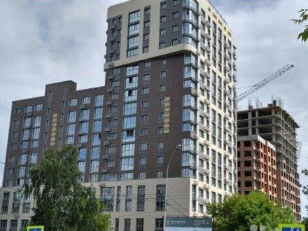 Продам трехкомнатную квартиру на 6-м этаже 21-этажного дома площадью 59 кв. м. в Уфе