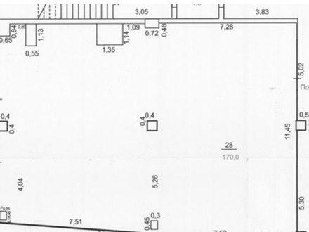 Сдам помещение под общепит площадью 170 кв. м. в Оренбурге