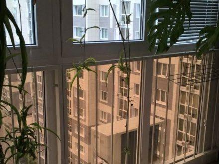 Продам однокомнатную квартиру на 10-м этаже 17-этажного дома площадью 39 кв. м. в Воронеже