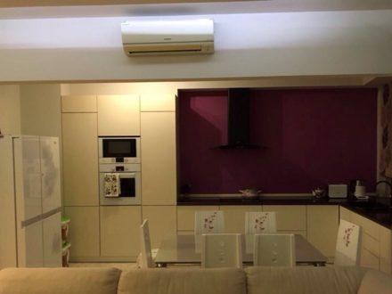 Продам трехкомнатную квартиру на 12-м этаже 18-этажного дома площадью 107 кв. м. в Грозном