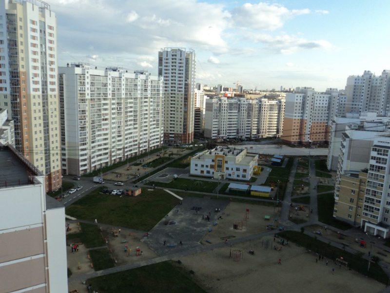 фото совхозного проспекта пошагово