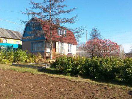 Продам дом площадью 77,4 кв. м. в Магадане