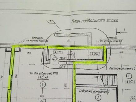 Сдам торговое помещение площадью 50 кв. м. в Красноярске