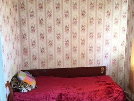 Продам трехкомнатную квартиру на 5-м этаже 5-этажного дома площадью 45 кв. м. в Нальчике