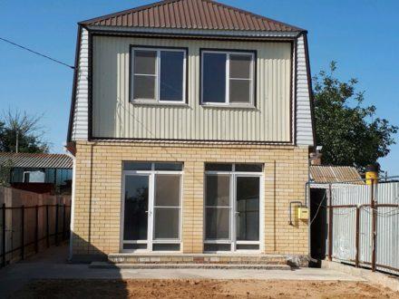 Продам дом площадью 75 кв. м. в Астрахани