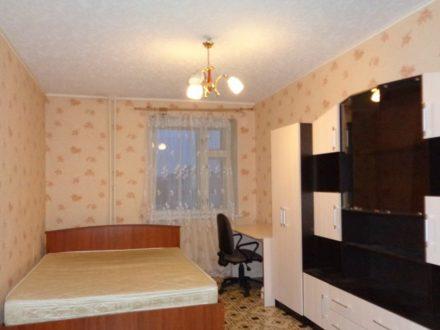 Сдам на длительный срок трехкомнатную квартиру на 6-м этаже 9-этажного дома площадью 78 кв. м. в Иваново