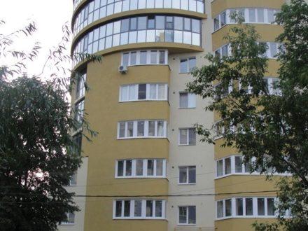 Продам однокомнатную квартиру на 9-м этаже 10-этажного дома площадью 44,7 кв. м. в Рязани