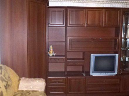 Сдам на длительный срок двухкомнатную квартиру на 9-м этаже 9-этажного дома площадью 47 кв. м. в Белгороде