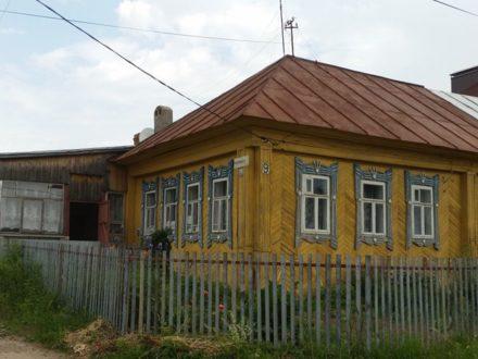 Продам дом площадью 105 кв. м. в Йошкар-Оле