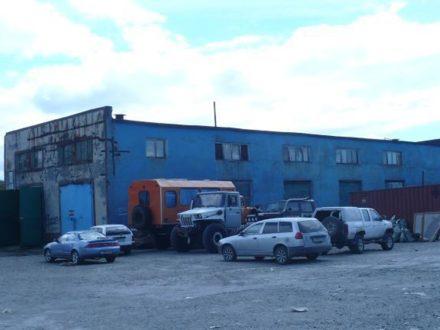 Сдам производственное помещение площадью 300 кв. м. в Петропавловск-Камчатском