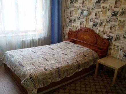Сдам посуточно однокомнатную квартиру на 2-м этаже 4-этажного дома площадью 30 кв. м. в Петропавловск-Камчатском