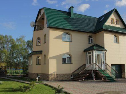 Продам коттедж площадью 447 кв. м. в Южно-Сахалинске