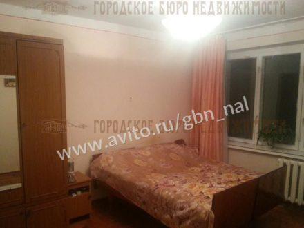 Сдам на длительный срок трехкомнатную квартиру на 2-м этаже 5-этажного дома площадью 62 кв. м. в Нальчике