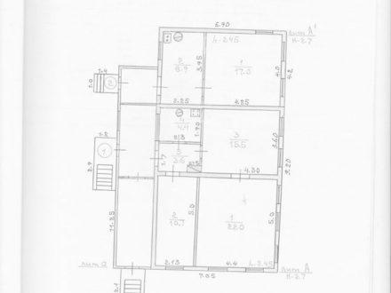 Продам дом площадью 84 кв. м. в Саранске