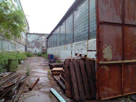 Сдам склад площадью 190 кв. м. в Петропавловск-Камчатском