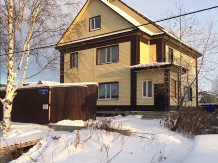Продам дом площадью 210 кв. м. в Ханты-Мансийске