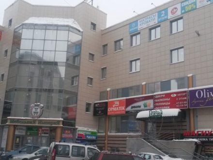 Сдам торговое помещение площадью 108 кв. м. в Архангельске