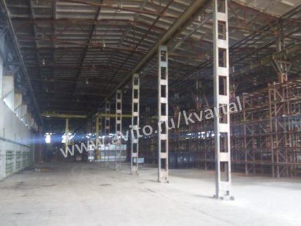 Сдам производственное помещение площадью 1000 кв. м. в Уфе