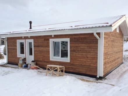 Продам дом площадью 75 кв. м. в Петрозаводске