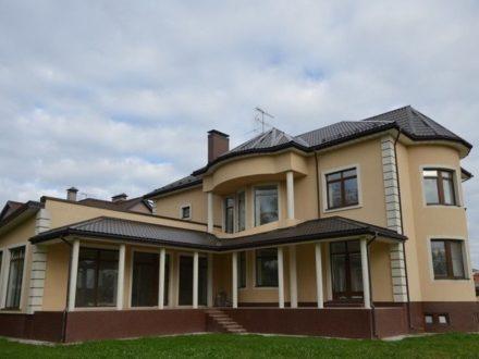 Продам дом площадью 540 кв. м. в Москве