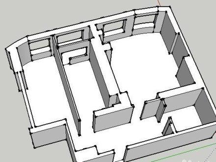 Продам трехкомнатную квартиру на 16-м этаже 17-этажного дома площадью 100 кв. м. в Белгороде