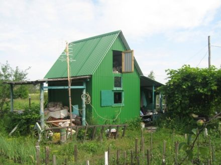 Продам дачу площадью 20 кв. м. в Ульяновске