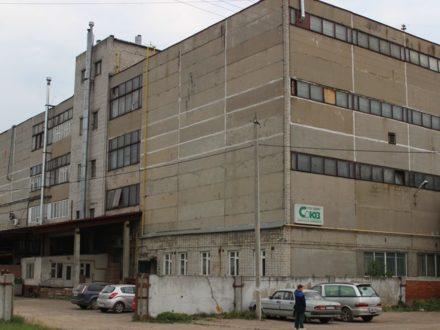 Сдам производственное помещение площадью 1881 кв. м. в Йошкар-Оле