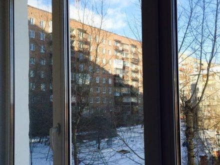 Продам трехкомнатную квартиру на 2-м этаже 9-этажного дома площадью 88,3 кв. м. в Омске