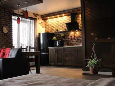 Сдам посуточно студию на 12-м этаже 12-этажного дома площадью 40 кв. м. в Пензе