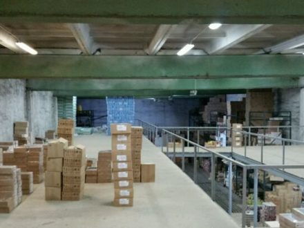 Сдам склад площадью 550 кв. м. в Магадане