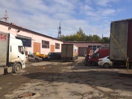 Сдам склад площадью 300 кв. м. в Перми
