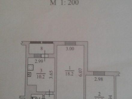 Продам двухкомнатную квартиру на 2-м этаже 9-этажного дома площадью 60 кв. м. в Салехарде