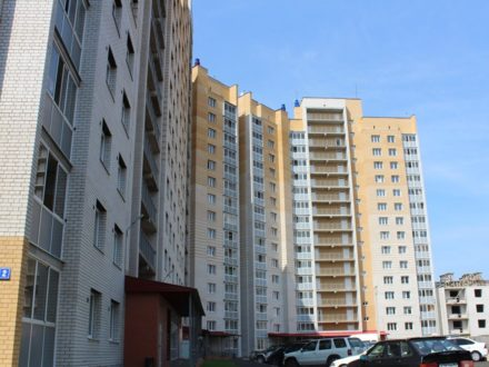 Сдам посуточно однокомнатную квартиру на 7-м этаже 16-этажного дома площадью 40 кв. м. в Чите