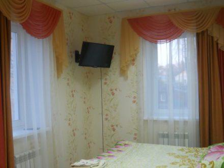 Сдам посуточно однокомнатную квартиру на 2-м этаже 5-этажного дома площадью 30 кв. м. в Костроме