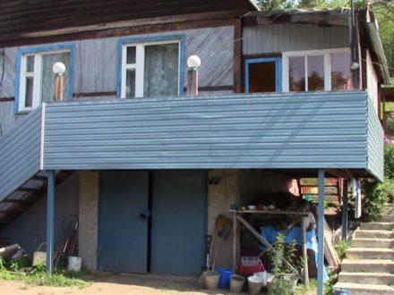 Продам дачу площадью 70 кв. м. в Иркутске