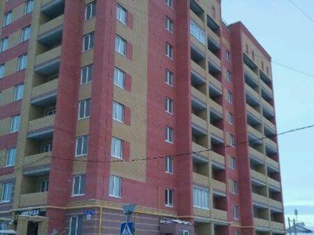 Продам однокомнатную квартиру на 5-м этаже 10-этажного дома площадью 40 кв. м. в Йошкар-Оле