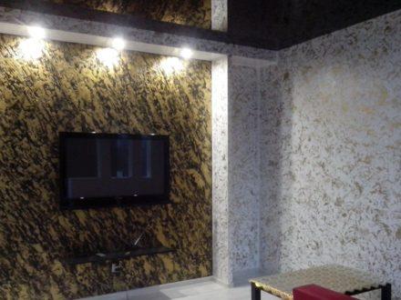 Сдам посуточно однокомнатную квартиру на 1-м этаже 9-этажного дома площадью 36 кв. м. в Майкопе