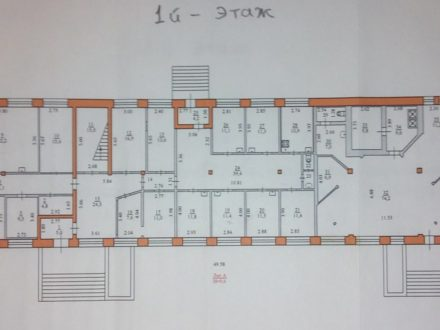 Сдам помещение свободного назначения площадью 1500 кв. м. в Архангельске