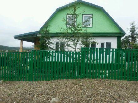 Продам дом площадью 93 кв. м. в Магадане