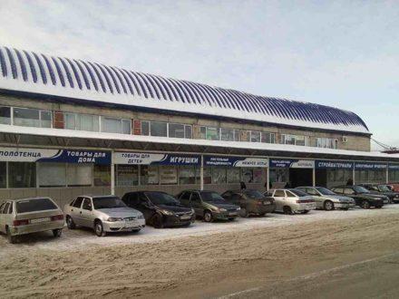 Сдам торговое помещение площадью 100 кв. м. в Саранске