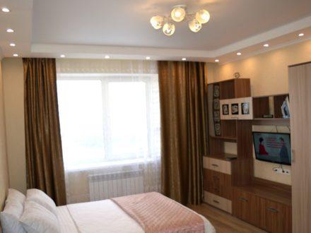 Сдам посуточно однокомнатную квартиру на 9-м этаже 9-этажного дома площадью 35,7 кв. м. в Калуге