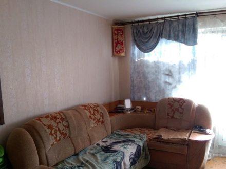 Продам однокомнатную квартиру на 2-м этаже 5-этажного дома площадью 31 кв. м. в Петропавловск-Камчатском