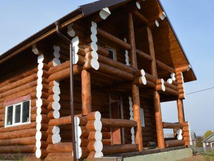 Продам дом площадью 120 кв. м. в Сыктывкаре