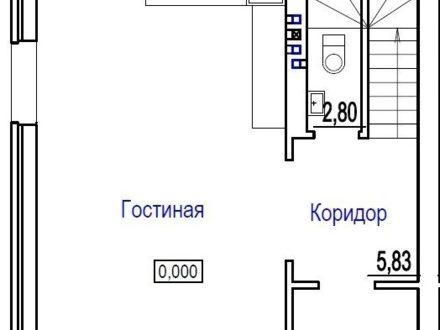 Продам таунхаус площадью 150 кв. м. в Твери