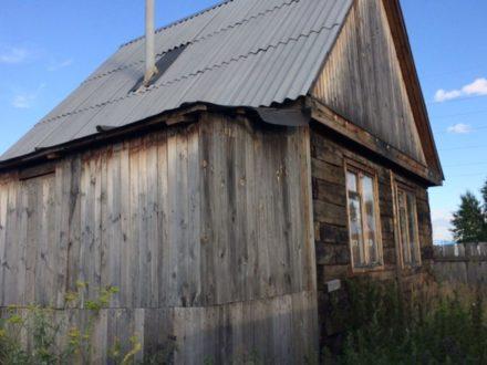 Продам дом площадью 35 кв. м. в Челябинске