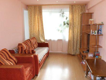 Продам двухкомнатную квартиру на 7-м этаже 9-этажного дома площадью 43 кв. м. в Архангельске